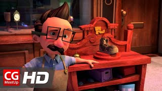 "Download CGI Animated Short Film HD ""The Small Shoemaker "" by La Petite Cordonnier Team 