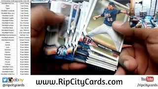 2018 Bowman Draft Super Jumbo Baseball 3 Box #9 RCC