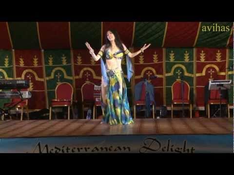 Megumi Hamamura - Mediterranean Delight Festival 2011 - Morocco Marrakech Competition