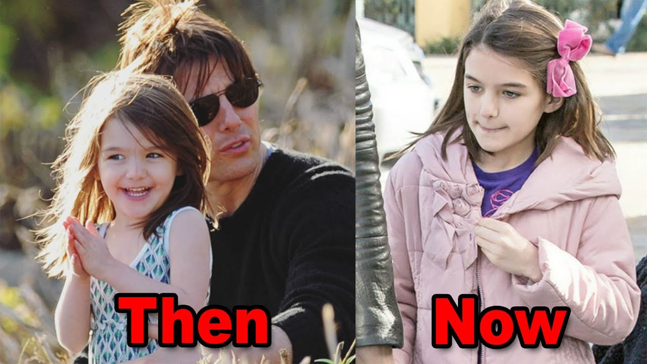 "Tom Cruise Daughter ""Suri Cruise"" Childhood and Now - 2017 ..."