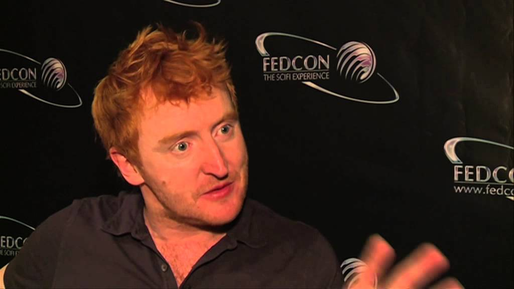 tony curran doctor who