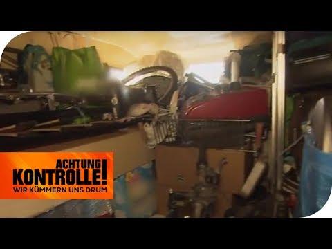 Zollkontrolle an der Grenze: Ist im Chaos-Wohnmobil alles legal? | Achtung Kontrolle | kabel eins