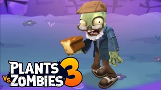 Plants vs. Zombies 3 - Gameplay Walkthrough Part 2 - Cabbage-Pult VS Pigeon Feeder (Park Zombie)