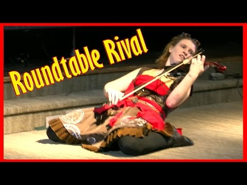 Roundtable Rival Violin Cover w/ Interactive Video