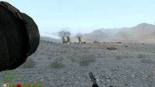 ARMA 2 Reinforcements - PC Gameplay - GTX 460