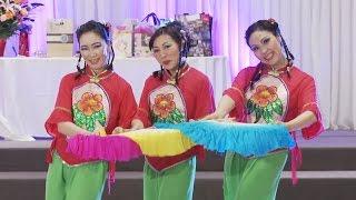 鸟语花香视频 康琪健身舞蹈会十九周年餐舞会 | 多伦多摄像摄影