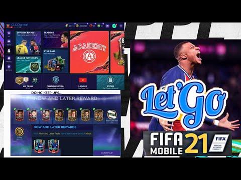 FIFA MOBILE | BẮT ĐẦU MÙA GIẢI MỚI - PHẦN THƯỞNG VÀ CÁCH CHƠI