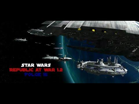 Turbolaser im Einsatz | Folge 16 | Star Wars Republic at War | Let´s Play