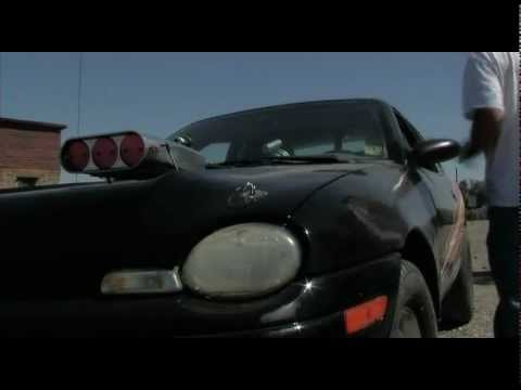 Mikes 1996 Dodge Neon Pro Street Car With A Mopar 440wmv Youtube