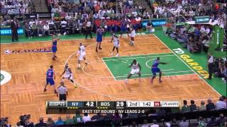Carmelo Anthony 26 points vs Boston Celtics full highlights (NBA Playoffs GM3) 04/26/2013 HD