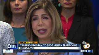 New initiative to teach kids how to avoid human trafficking