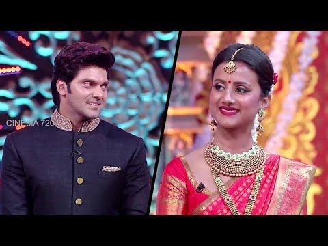 Grand Finale promo Enga veetu maplai | Arya selected suzana with token of love