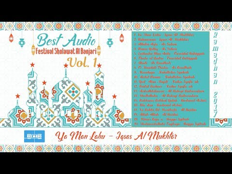 Best Audio Festival Sholawat Al Banjari Vol.1