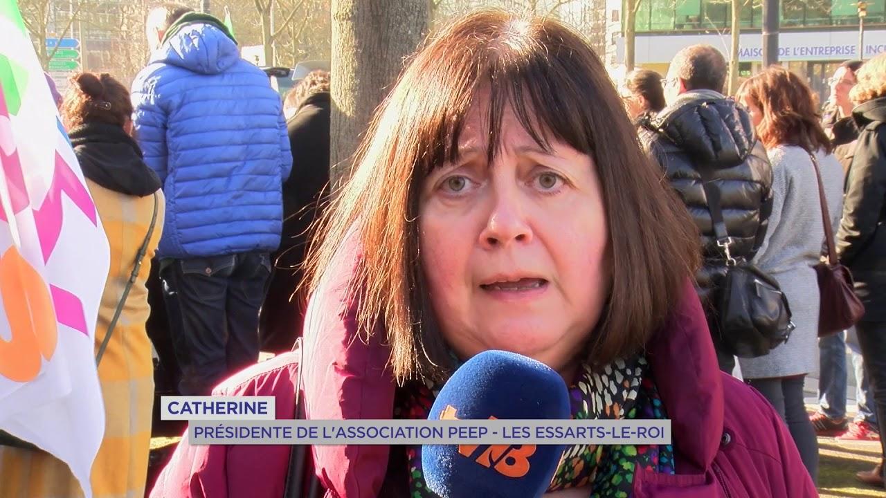 Yvelines | Enseignement : les professeurs inquiets pour la rentrée prochaine