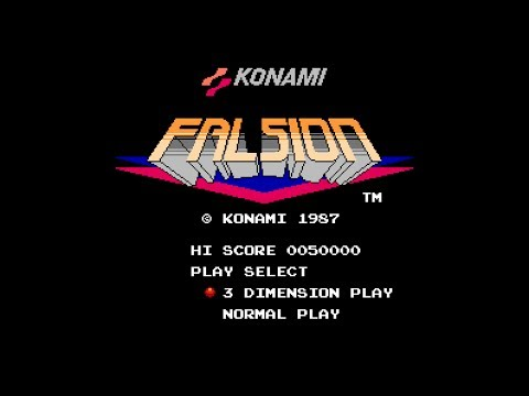 (Real 3D) Falsion - NES Longplay (Famicom 3D)