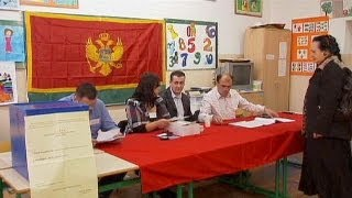 Vujanovic deve ser reconduzido como presidente do Montenegro