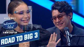 Ardhito Curi Perhatian Seluruh Judges di Indonesian Idol - Road To Big 3 - Indonesian Idol 2021