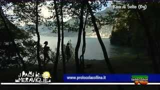 I paesi delle meraviglie: La Collina sul lago d'Iseo - BG - 25.08.2014