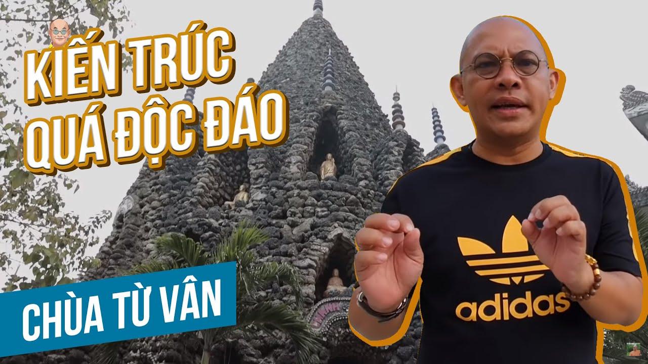 Từ Vân ngôi chùa triệu ốc kỳ lạ nhất Nha Trang Việt Nam