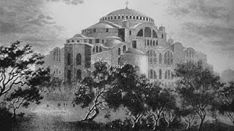 The song of Hagia Sophia / Nektaria Karantzi