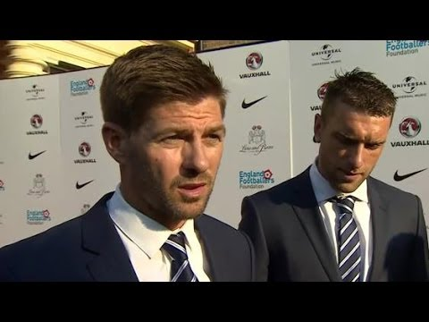 Steven Gerrard - England's Young World Cup Players Are 'Scary' - Frank Lampard, Daniel Sturridge