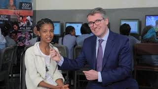 Dell and Camara launch computer lab in Addis Ababa, Ethiopia