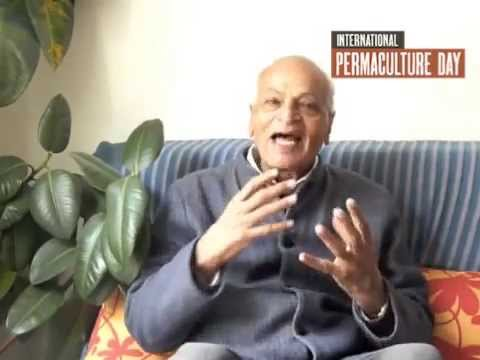 Satish Kumar Interview - International Permaculture Day 2013
