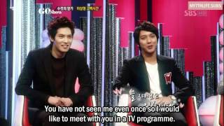[ENG SUB] G.S. - CNBLUE: Ideal Type Cut (Rough translation)