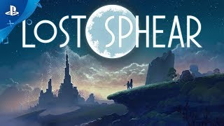 LOST SPHEAR - A New Moon Rises Launch Trailer | PS4