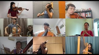 Gabriel's Oboe - A tribute to all our frontliners
