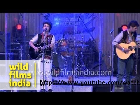 Assamese singer Moniraj Hazarika performs live in Delhi