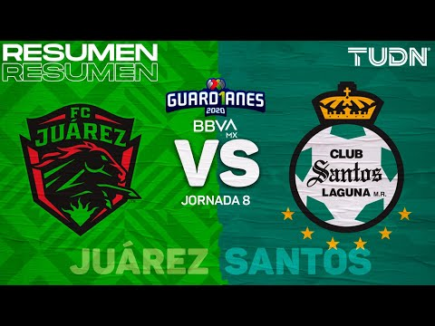 Juarez Santos Laguna Goals And Highlights
