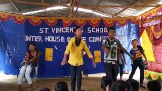 St. Vincent's school, klurdung..  Inter Dance Competion  2018.