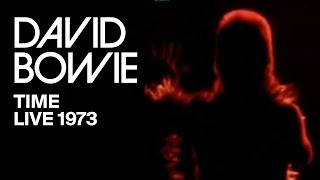 David Bowie – Time (Live, 1973)