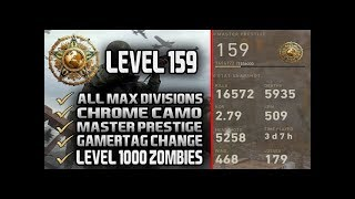 how to become prestige master
