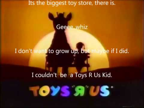 Toys R Us Song Long Play HD