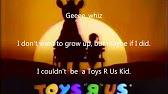 Toys R Us Birthday Youtube