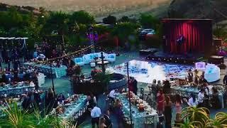Свадьба друзей Лос Анджелес