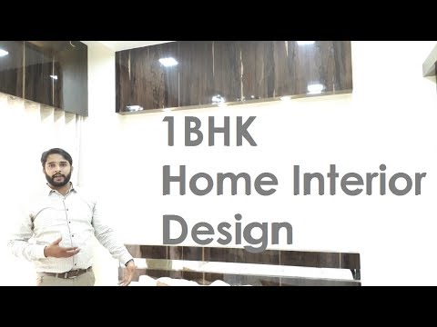 """1BHK Home Interior Design"" by CivilLane.com"