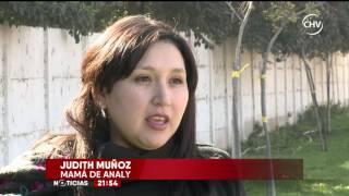 Exigen traslado de una menor a un hospital de alta complejidad - CHV Noticias