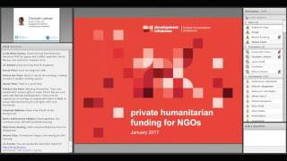 Humanitarian Financing - Private Funding