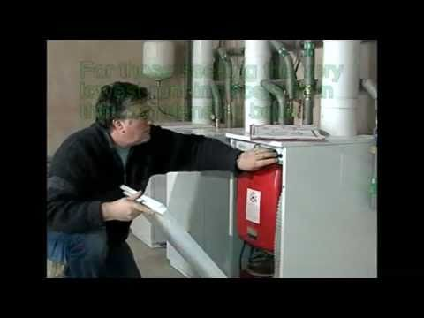Grant Vortex Oil-fired Condensing Boiler Installation procedure