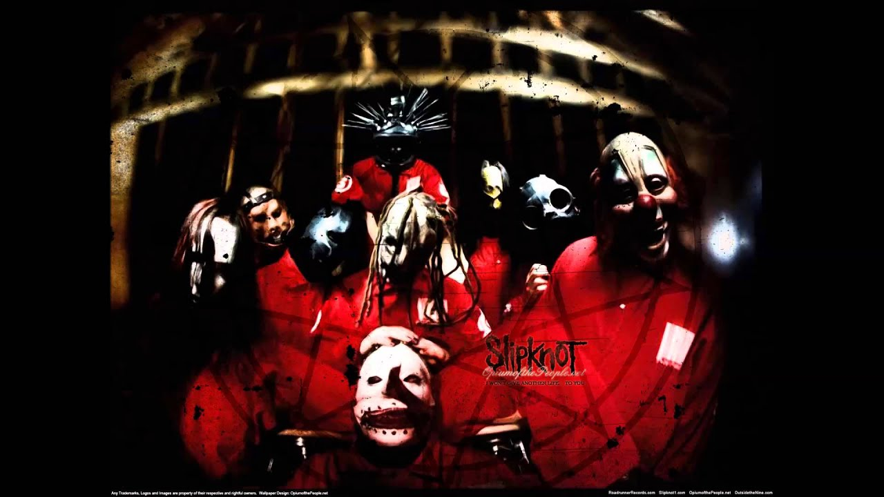 Black And Red Wallpaper Hd Slipknot Sic ﴾ꕷlow﴿ Youtube