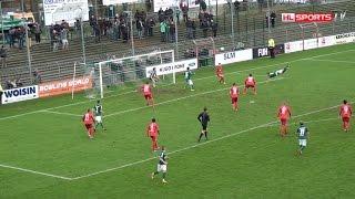 VfB Lübeck - TSV Havelse   29.11.2015   Regionalliga Nord