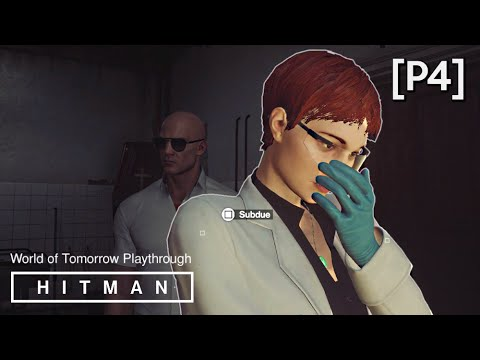 HITMAN 6 (2016) · Mission: World of Tomorrow Walkthrough [P4] (Sapienza, Italy) | PS4 Gameplay