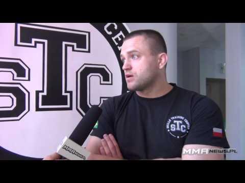 Jarosław Rogowski O Relacjach Między Krav Maga A MMA