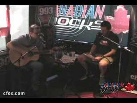 CFOX - FOX Uninvited Guest with Matthew Good
