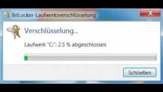 Windows 7 BitLocker ohne TPM, mit USB Stick
