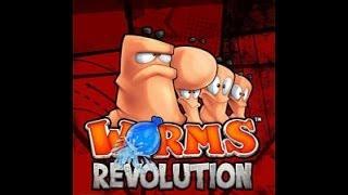 شرح تحميل وتتبيت لعبة Worms Revolution كاملة