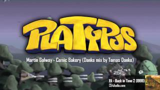 Platypus OST - Level 1: Martin Galway - Comic Bakery (Danko mix by Tomas Danko)